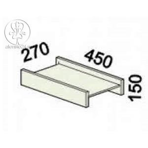 Подставка под системный блок Альфа 61 (62,63).24