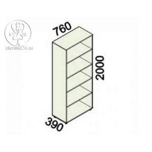 Шкаф 5 секций Альфа 61 (62,63).40