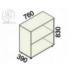 Шкаф 2 секции Альфа 61 (62,63).41