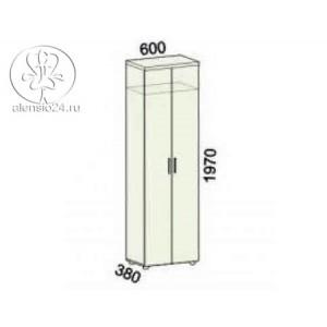 Шкаф для одежды Цезарь 21.11