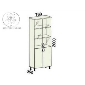 Шкаф для сувениров Лидер 82.13