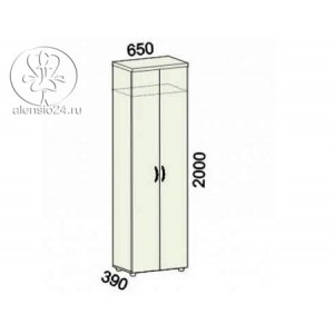 Шкаф для одежды Лидер Престиж 83.11