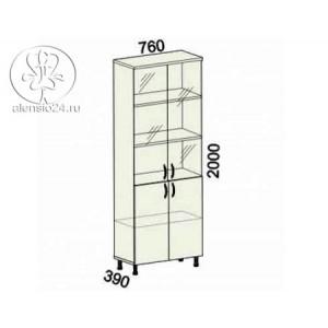 Шкаф для сувениров Лидер Престиж 83.23