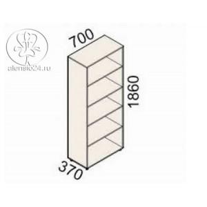 Шкаф 5 секций Рубин 41(42).31