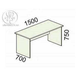 Стол рабочий Рубин 41(42).40