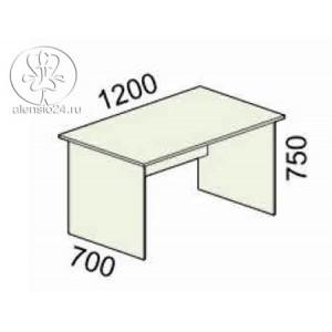 Стол рабочий Рубин 41(42).41