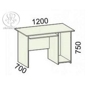 Стол компьютерный Рубин 41(42).49