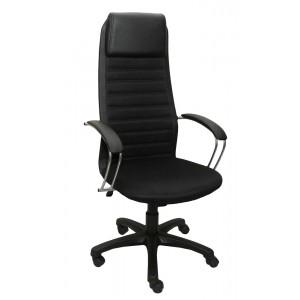 Кресло Элегия L2 сетка черная