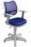 Кресло Бюрократ CH-W797 пластик белый