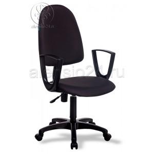 Кресло Бюрократ CH-1300N/BLACK черный Престиж + 15-21