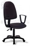 Кресло CH-1300N/BLACK черный
