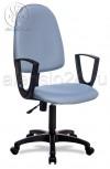 Кресло CH-1300N/GREY серый