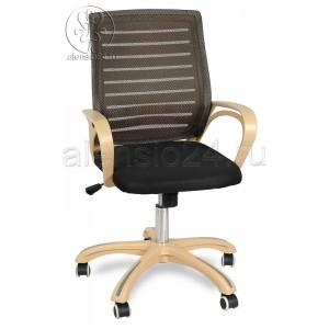 Кресло МИ-6 пластик бежевый