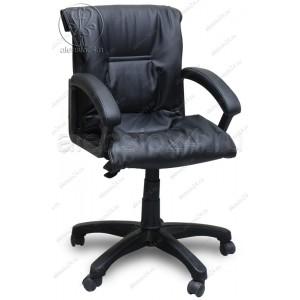 Офисное кресло Фортуна 1 (15) из кожзаменителя