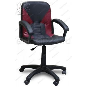 Офисное кресло Фортуна 1 из кожзаменителя