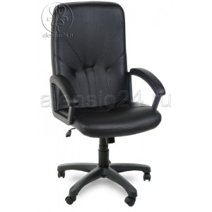 Офисное кресло руководителя Фортуна 2 А кожзаменитель