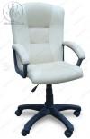 Кресло Фортуна 4 Н бежевая перфорированная