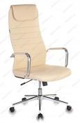 Кресло KB-9N/ECO кожзам металл хром