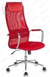 Кресло KB-9N сетчатая ткань металл хром