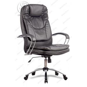 Кресло Метта LK-11 Ch 821 эко-кожа черная