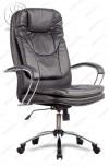 Кресло LK-11 Ch 821 эко-кожа черная