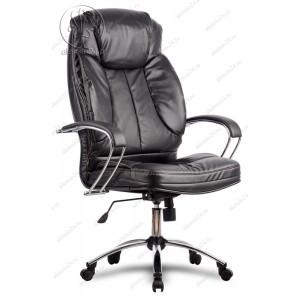 Кресло Метта LK-12 Ch 821 эко-кожа черная