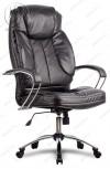 Кресло LK-12 Ch 821 эко-кожа черная