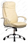 Кресло LK-3 Ch 720 эко-кожа бежевая