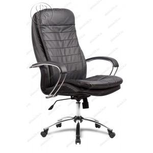 Кресло Метта LK-3 Ch 821 эко-кожа черная