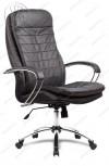 Кресло LK-3 Ch 821 эко-кожа черная