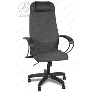 Кресло Метта 27-18 ткань темно-серая