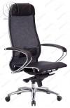 Кресло Samurai S-1.04 черный плюс