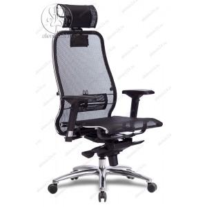 Кресло Samurai S-3.04 черный
