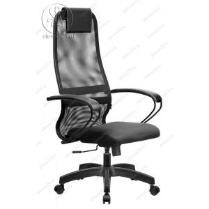 Кресло Метта SU-BP-8 сетчатая ткань черная