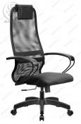 Кресло SU-BP-8 сетчатая ткань черная