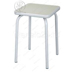 Табурет кухонный квадратный, сиденье пластик